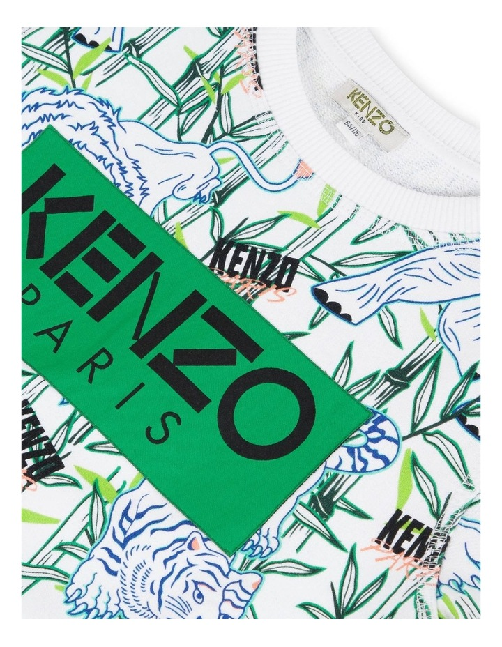 Patch Logo All Over Print  Sweat - Jake (14) image 3