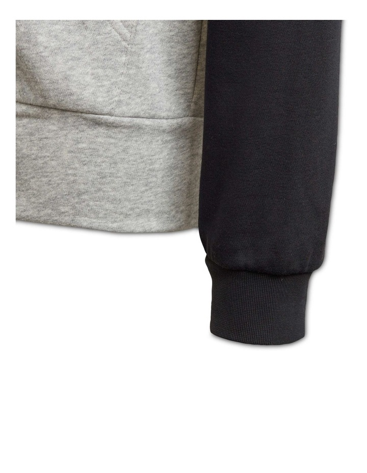 Young Boys Linear Colorbock Fullzip Hoodie image 3