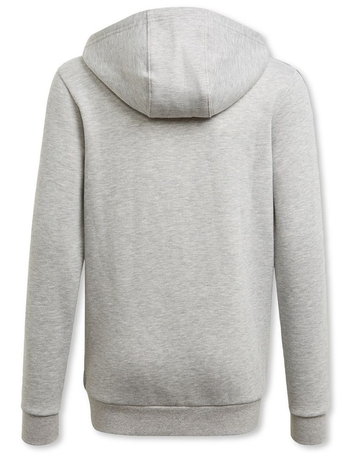 Boys Essentials 3 Stripes Hoodie image 2