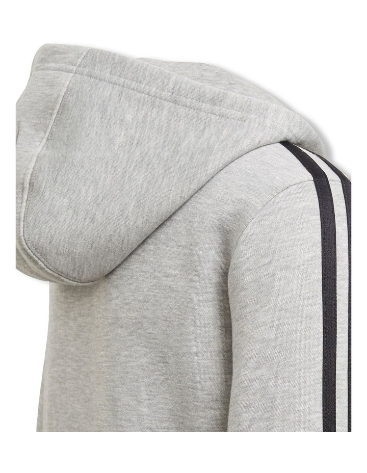 Boys Essentials 3 Stripes Hoodie image 3