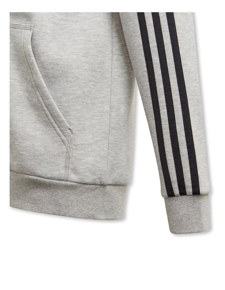 Boys Essentials 3 Stripes Hoodie image 4
