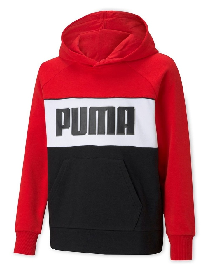 Alpha Hoodie TR High Risk Red image 1