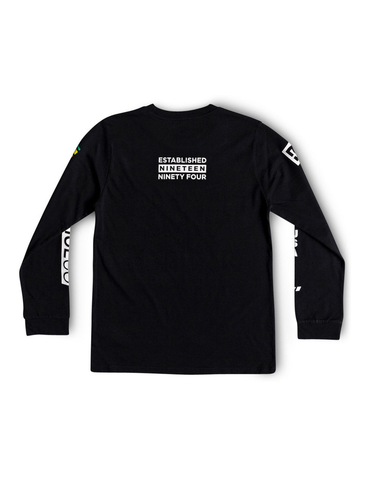 Mad Racer Long Sleeve By Screen Tee image 2