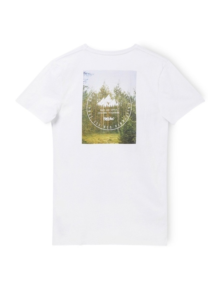 Boys Sequoia Step Tee 8-16 image 2