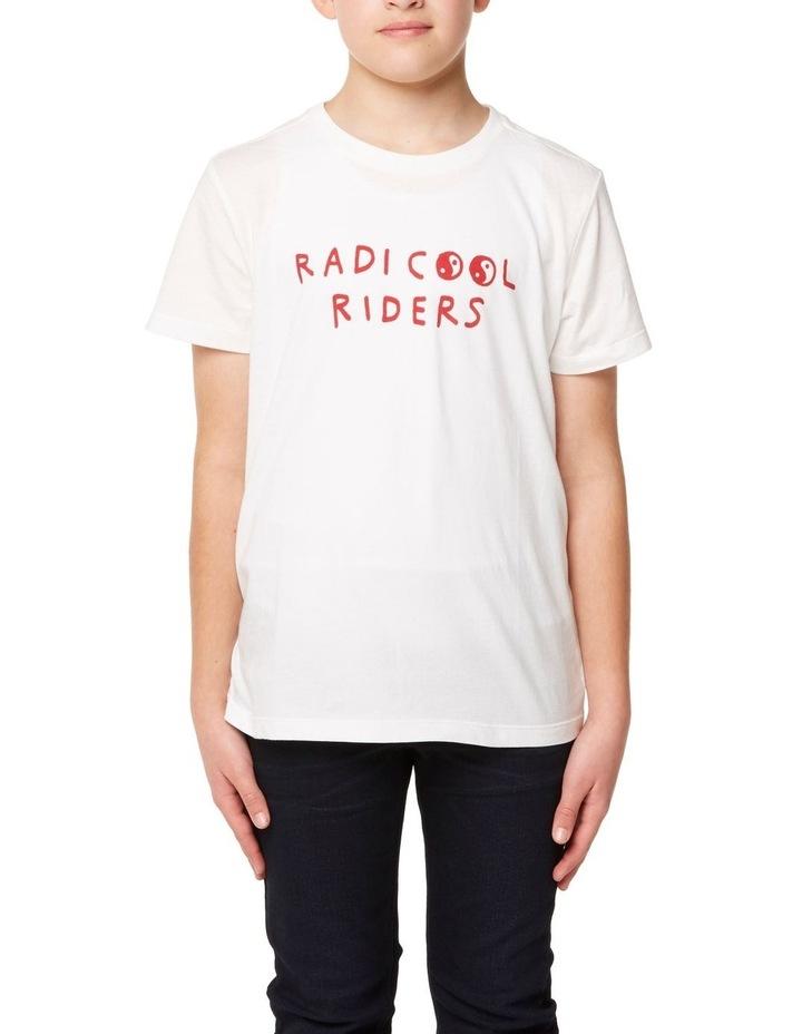 The Short Sleeve Tee Radicool image 1
