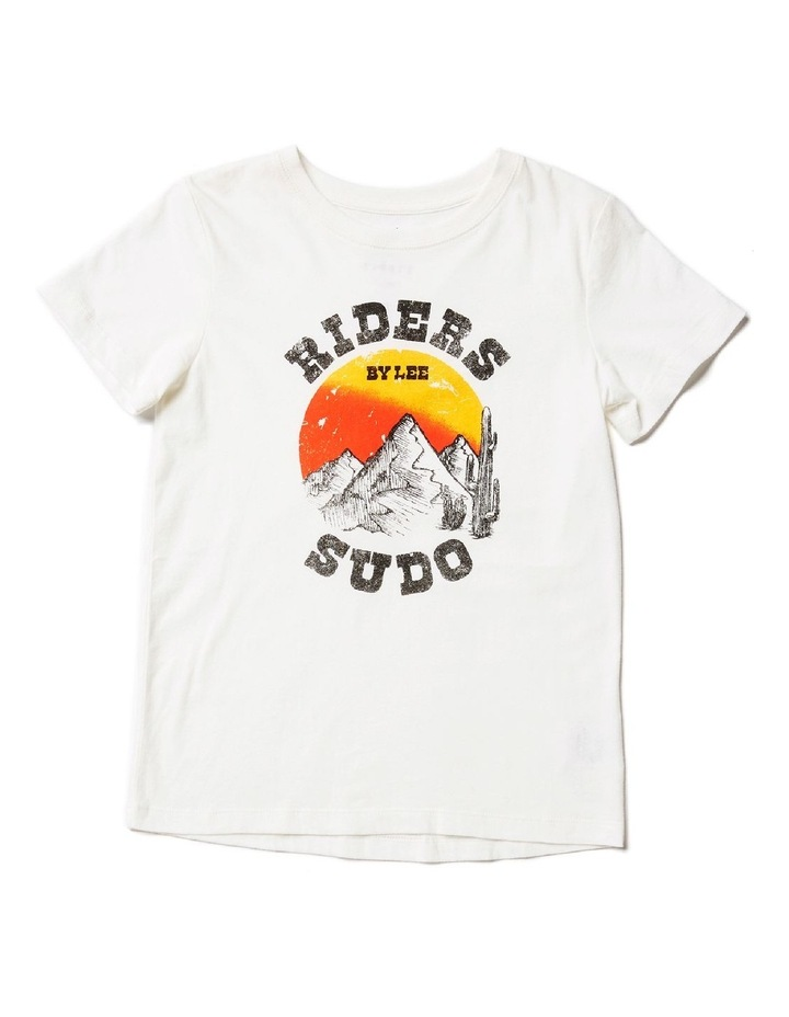 The Ss Tee Western image 1