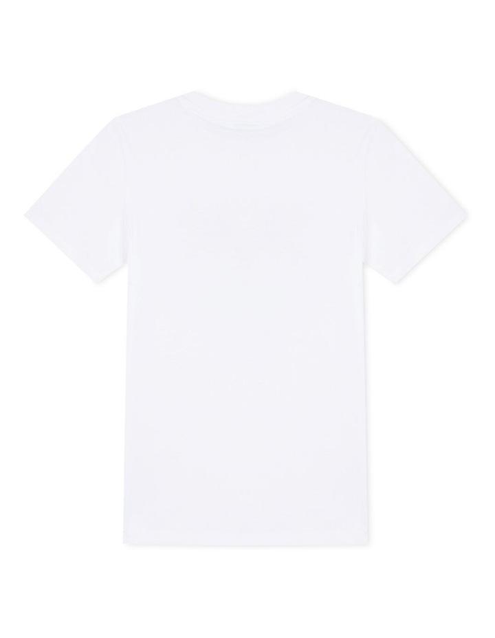 Tiger Fashion Print Tee JB4 (Size 8-12) image 2