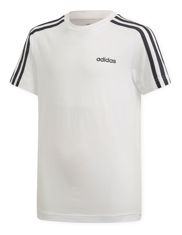 Youth Boys Essentials 3 Stripes T-Shirt image 1