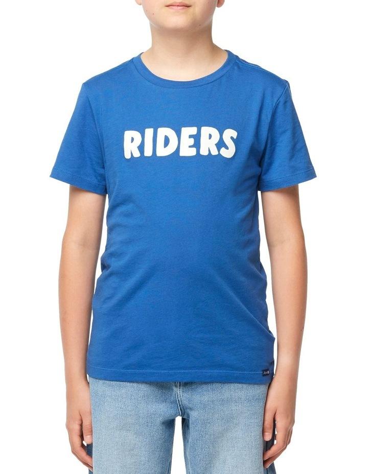 The Short Sleeve Tee Riders Block image 1