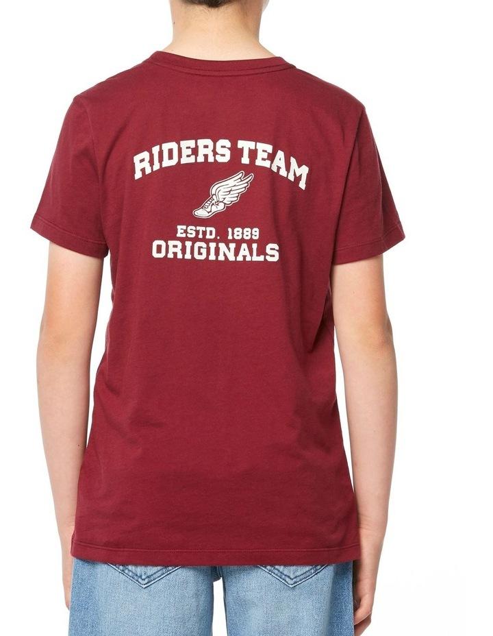 The Short Sleeve Tee Riders Team image 3