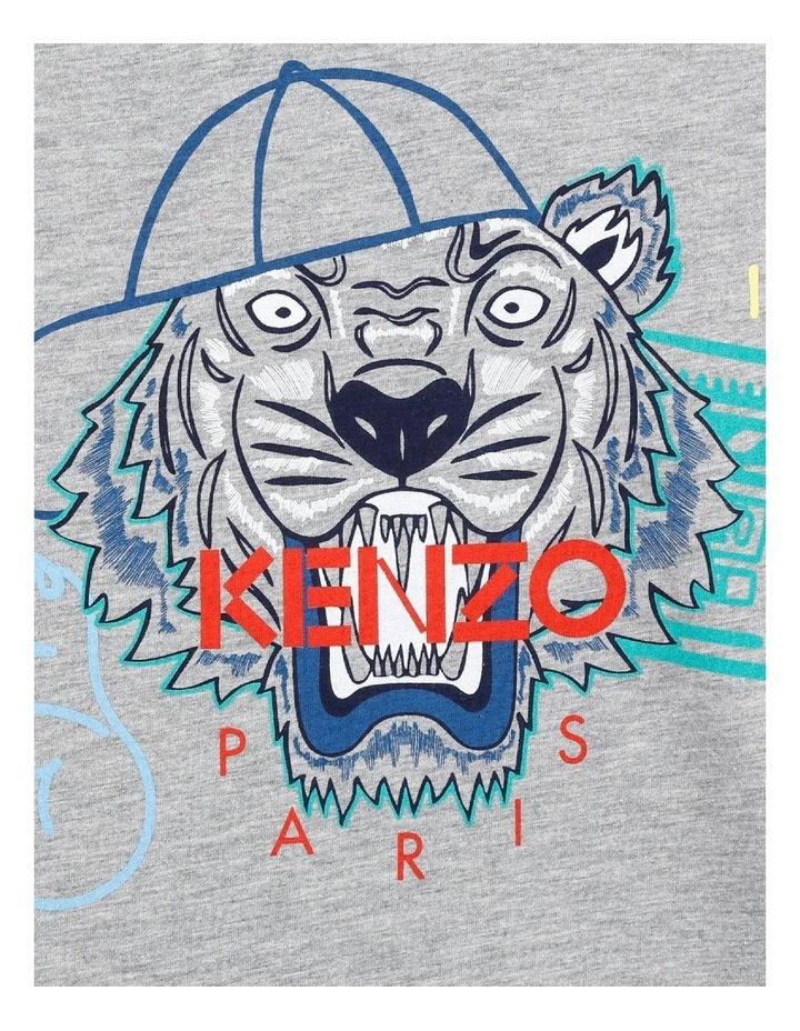 Boys Fashion Tiger Tee Jb 3 (8-12) image 3