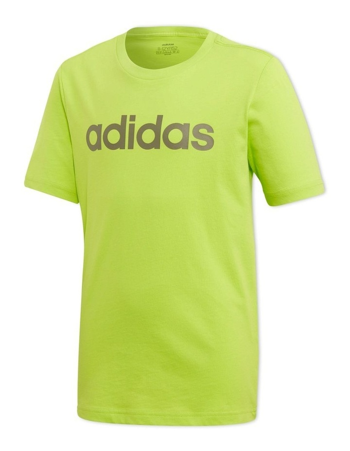 Youth Boys Essentials Linear T-Shirt image 1