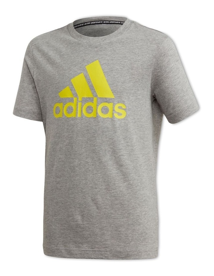 Youth Boys Must Have Badge Of Sport Tee image 1