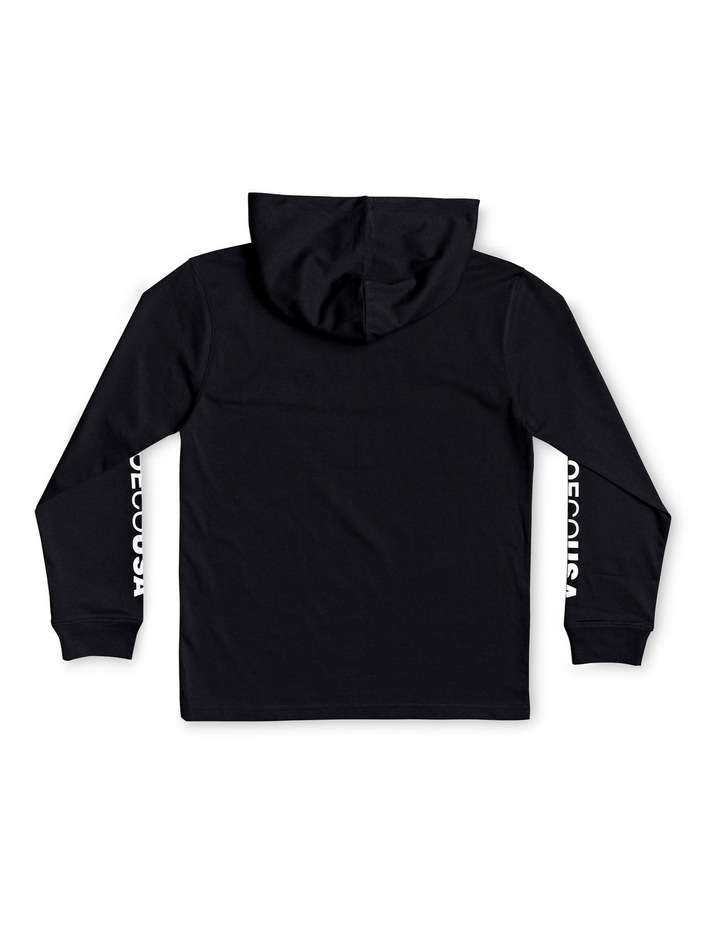 Rellin - Long Sleeve Hooded Top image 2