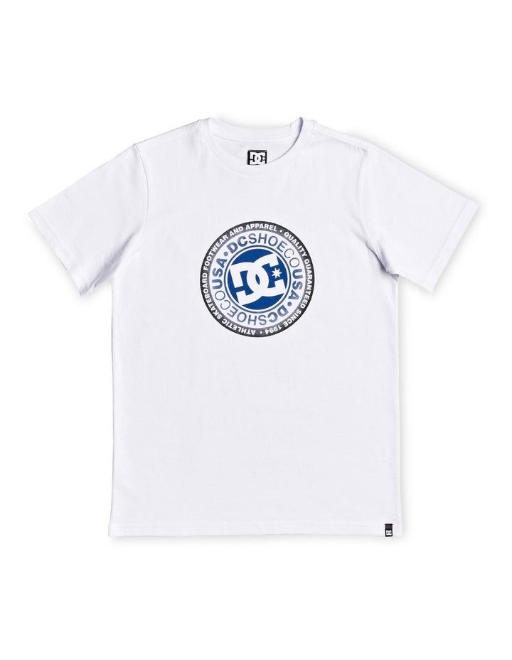 Circle Fade Star - T-Shirt image 1