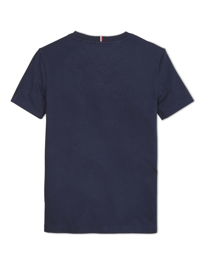 Boys 0-2 Essential Organic Cotton T-Shirt image 2