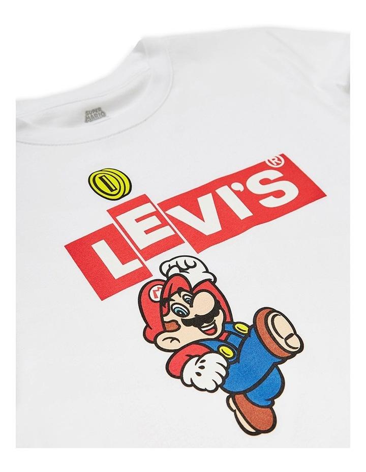 Boys Levi's®  X Super Mario™ Graphic Tee Shirt image 2