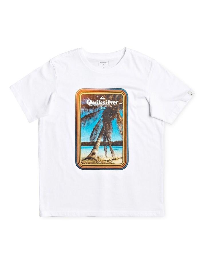 Blue Sunrise Youth T-shirt image 1