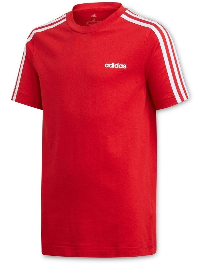 Youth Boys Essentials 3 Stripes T-Shirt image 1