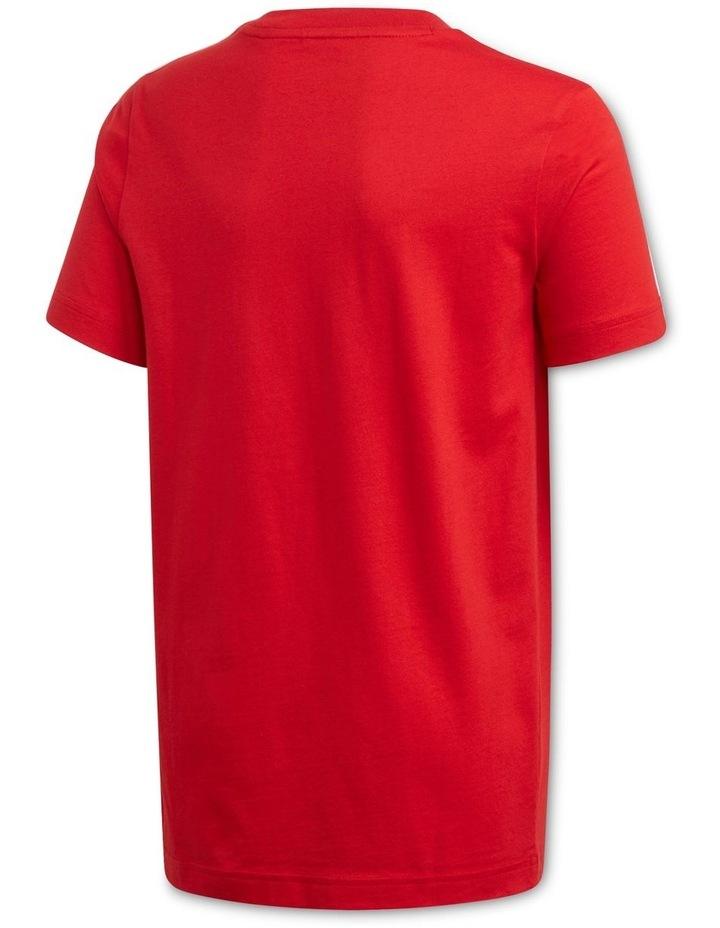 Youth Boys Essentials 3 Stripes T-Shirt image 2