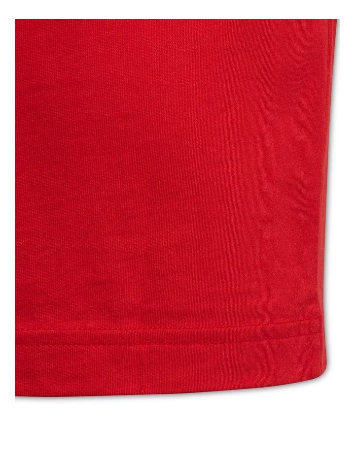 Youth Boys Essentials 3 Stripes T-Shirt image 3
