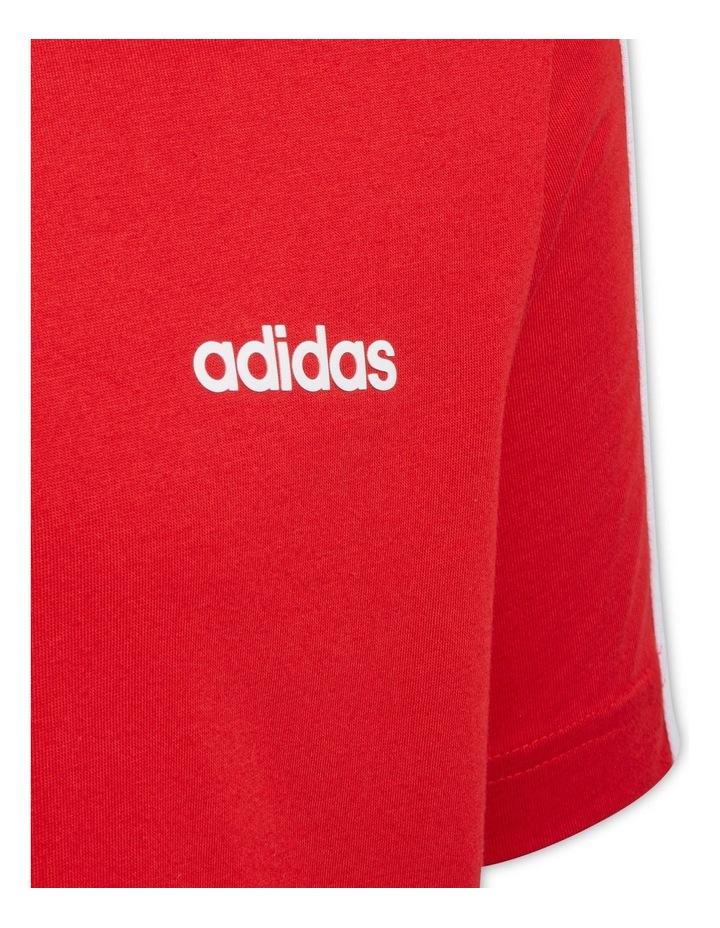 Youth Boys Essentials 3 Stripes T-Shirt image 4
