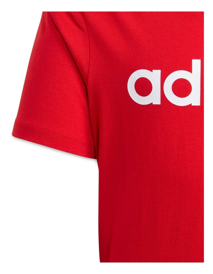 Youth Boys Essentials Linear T-Shirt image 5