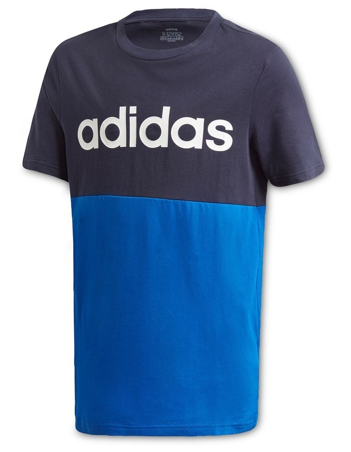 Young Boys Linear Colorbock T-Shirt image 1