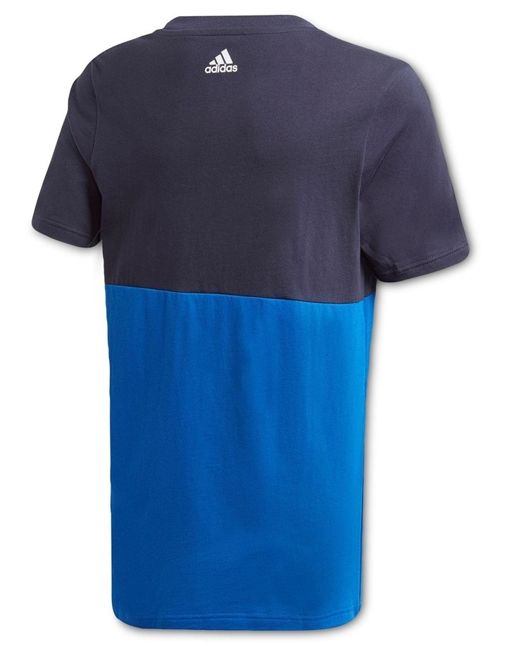 Young Boys Linear Colorbock T-Shirt image 2