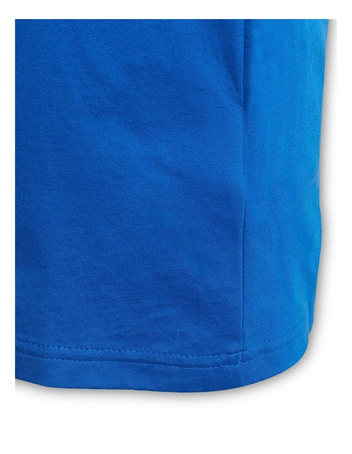 Young Boys Linear Colorbock T-Shirt image 4