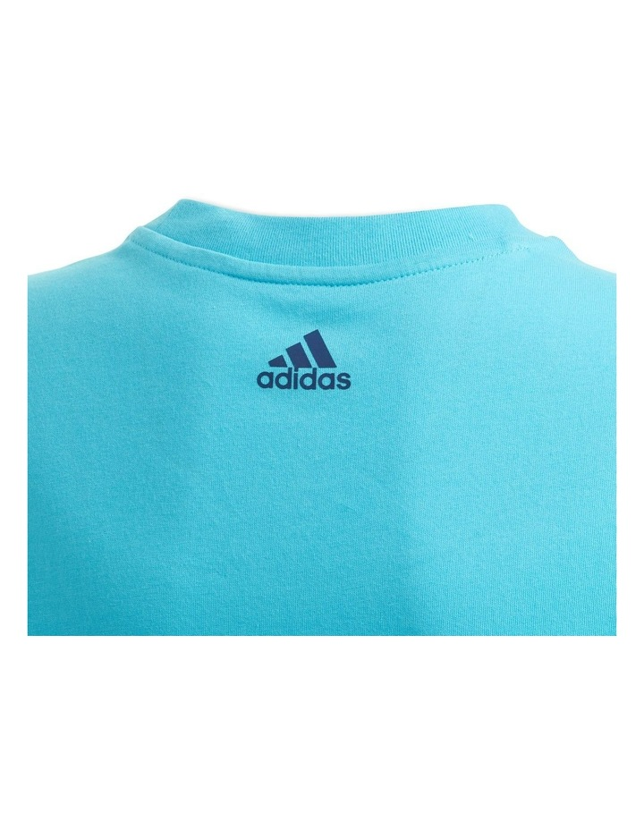 Young Boys Badge Of Sport T-Shirt image 4