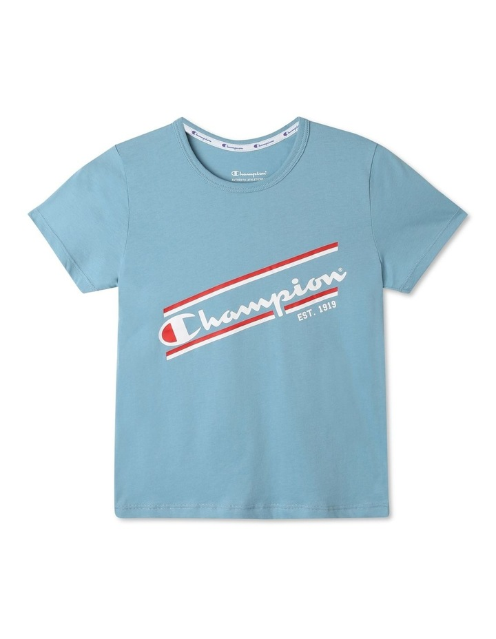 Sporty Short Sleeved Tee image 1