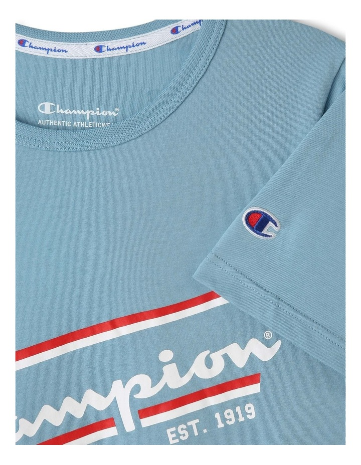 Sporty Short Sleeved Tee image 2