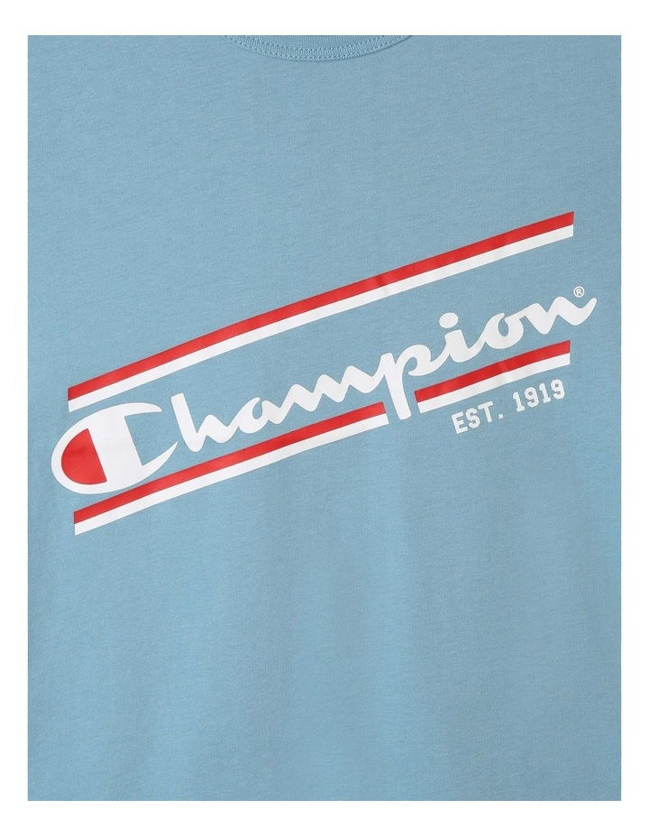 Sporty Short Sleeved Tee image 3
