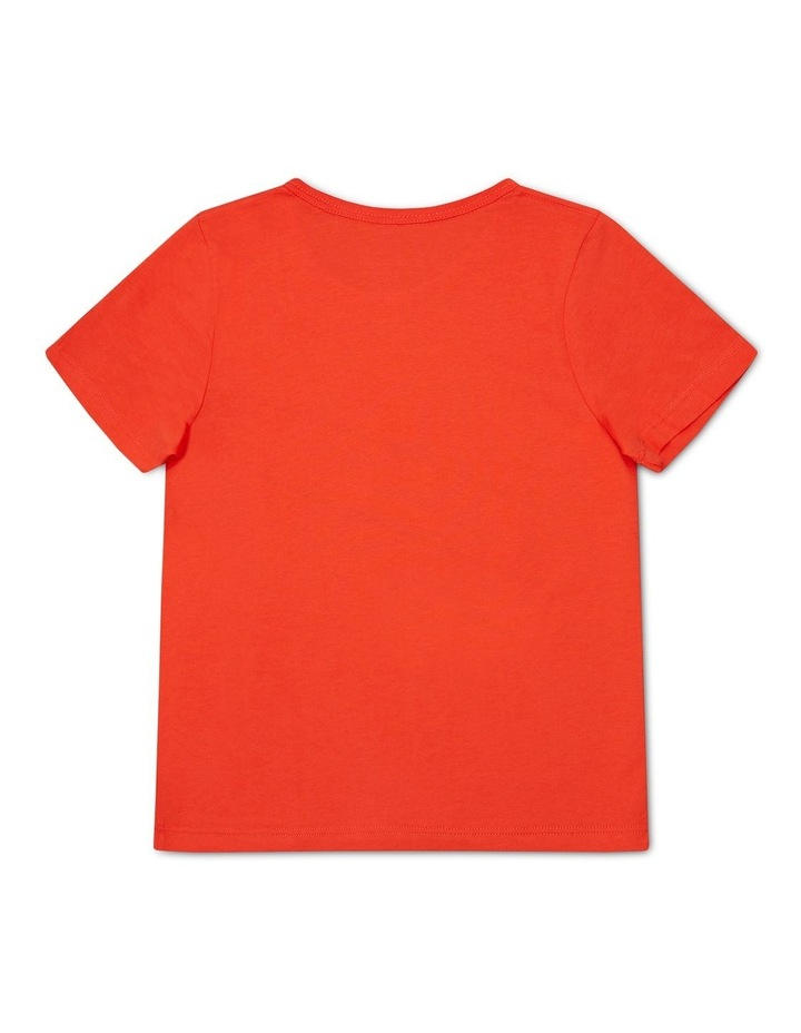 Sporty Short Sleeve Tee image 2