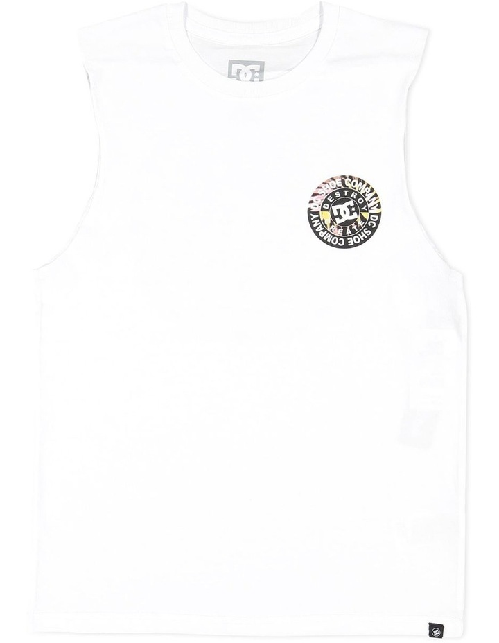 Destroy Muscle Tee image 1