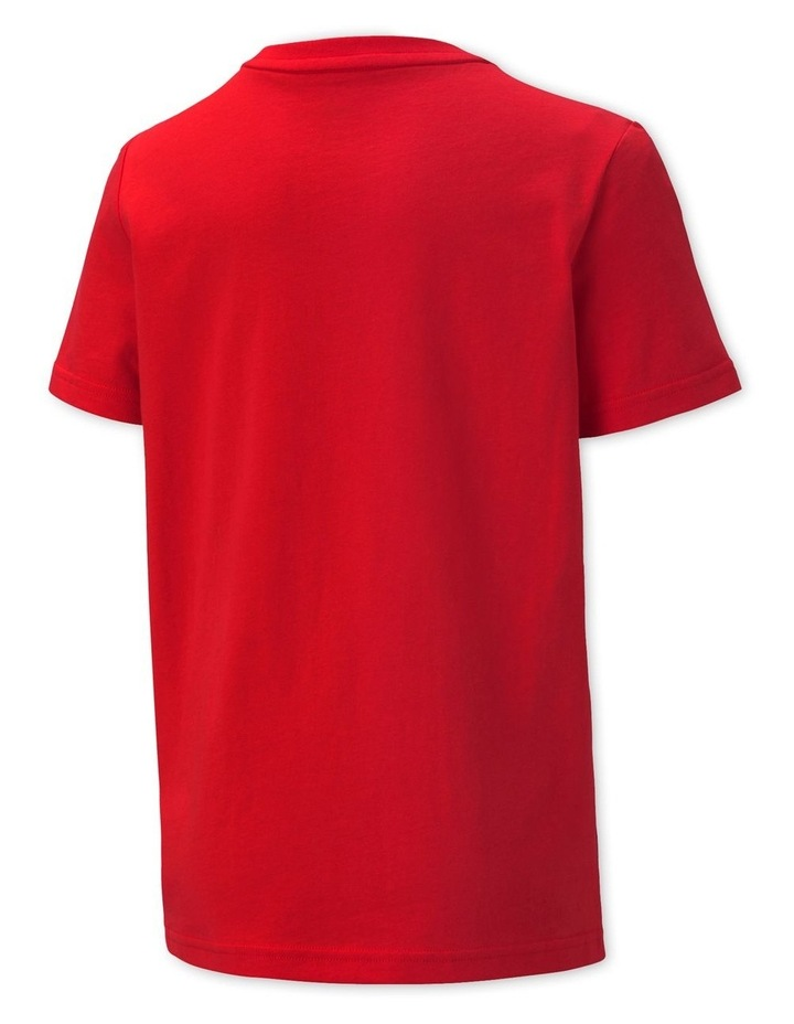 Alpha Graphic Tee B High Risk Red image 2