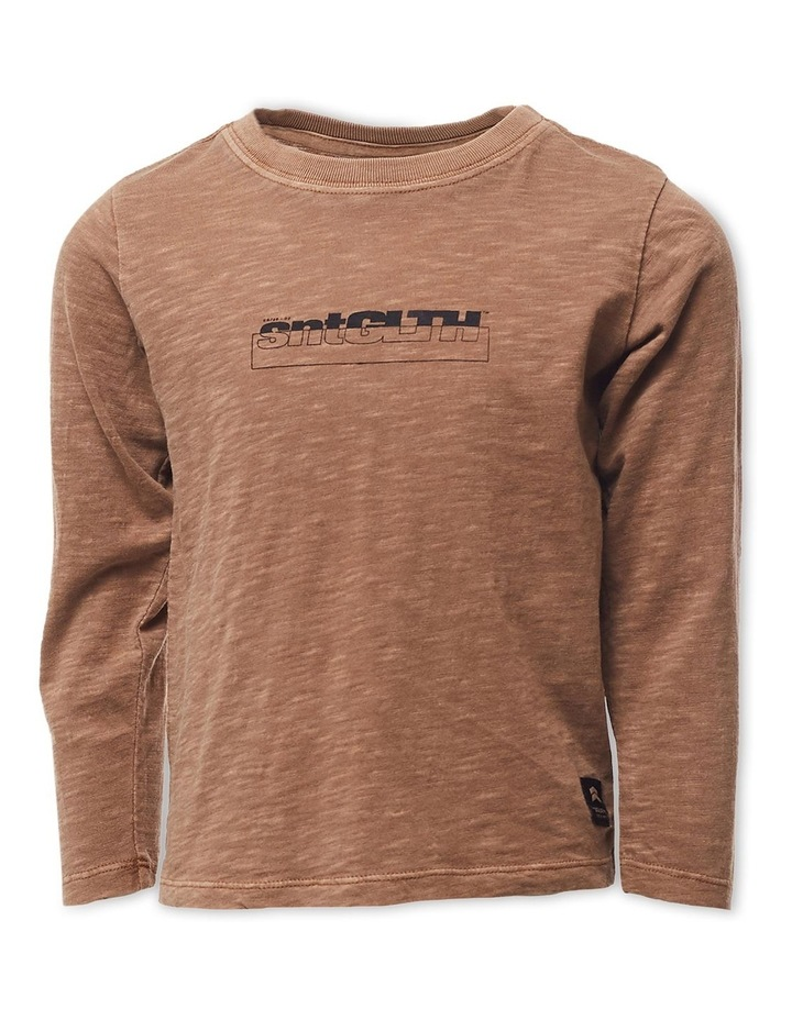 Above The Line Long Sleeve Tee 8-16 Boys image 1