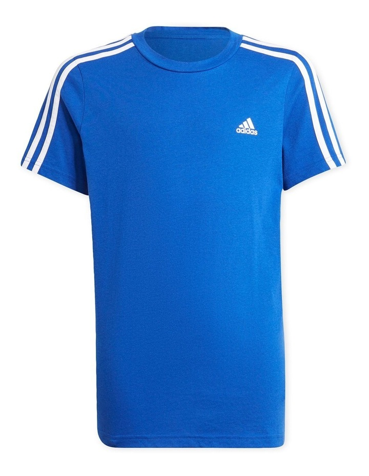 Boys Adidas Essentials 3-Stripes T-Shirt image 1