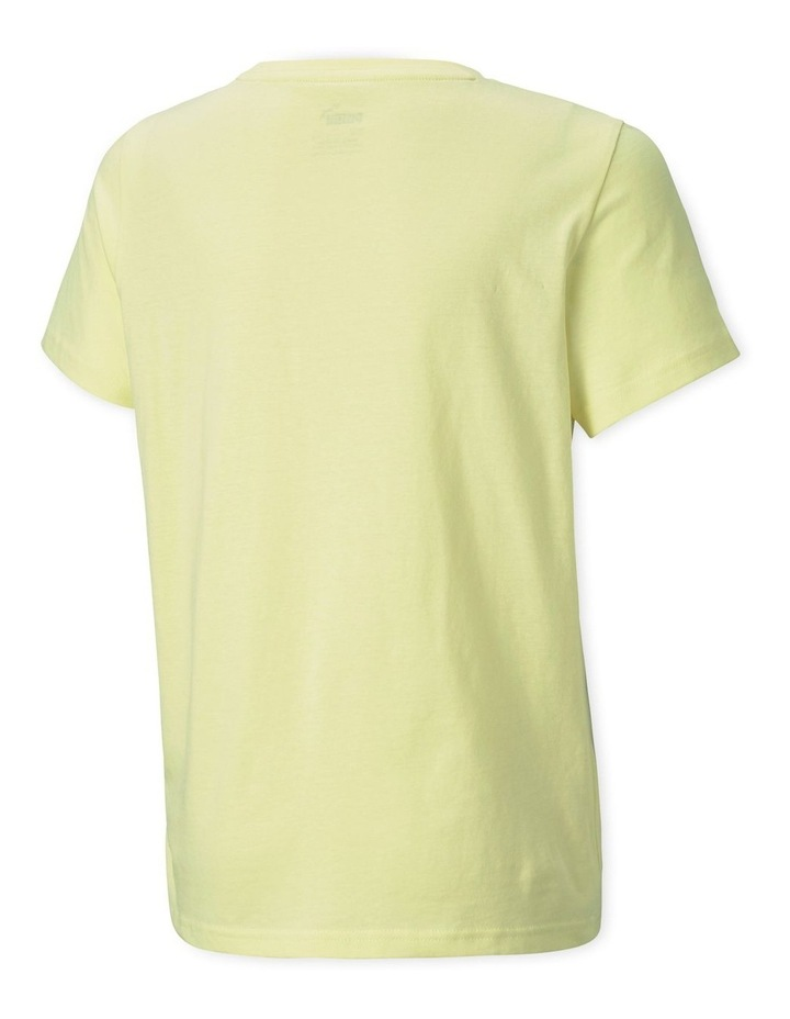 Alpha Graphic Tee B Yellow Pear image 2