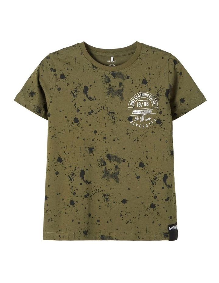 Bachir Short Sleeve T-Shirt image 1