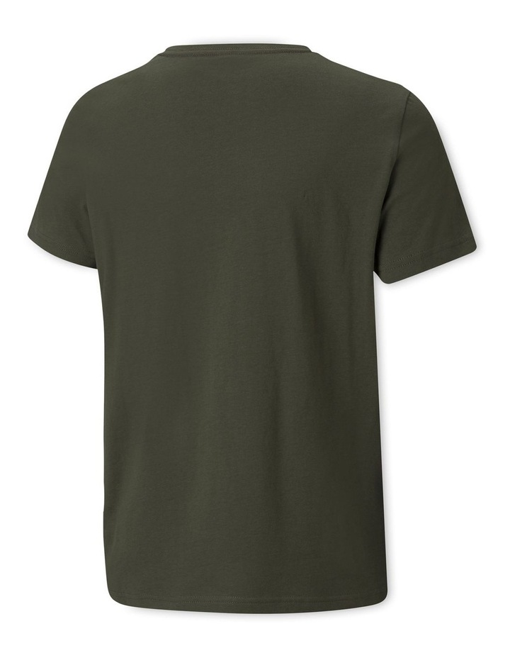 Essential Logo Tee Forest Night image 2