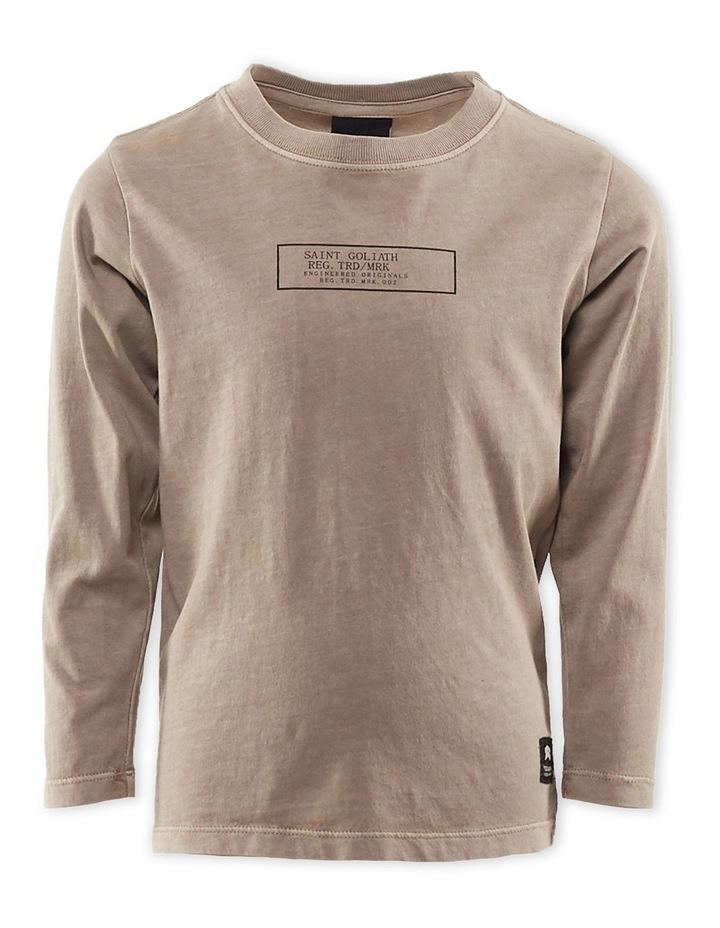 Huey Long Sleeve Tee 8-16 Boys image 1