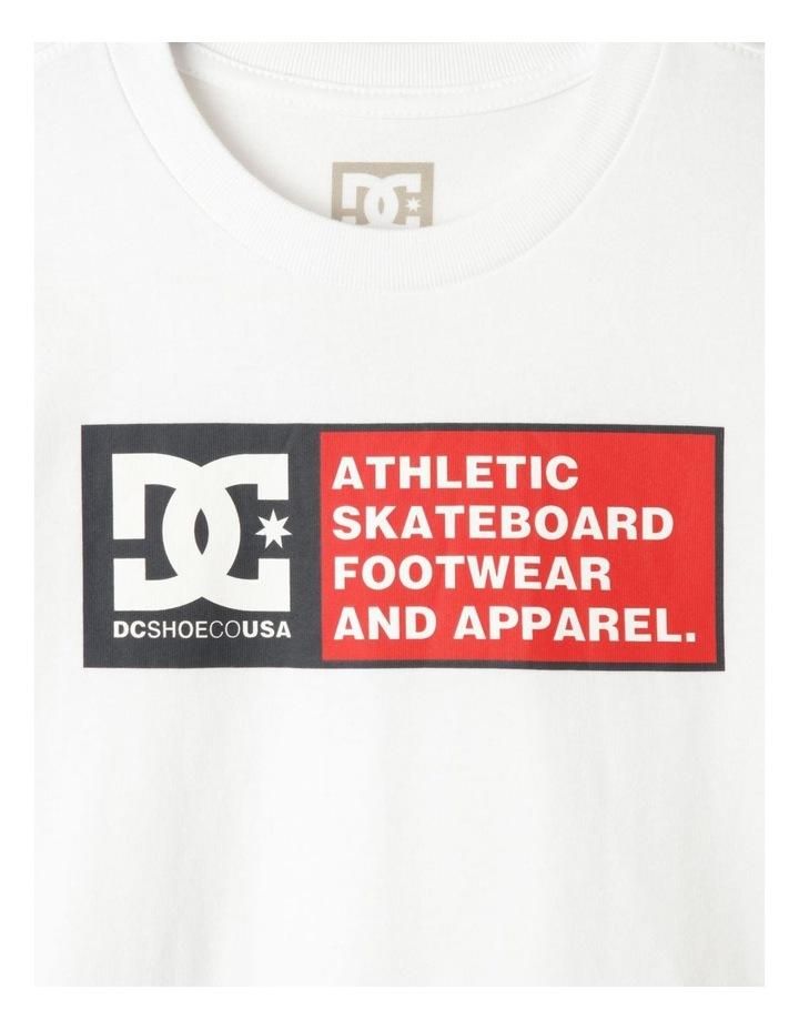 DC Density Zone T-Shirt White image 2