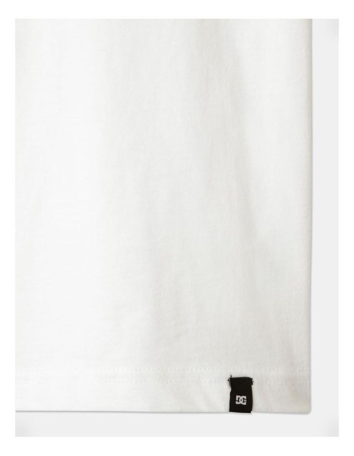 DC Density Zone T-Shirt White image 4