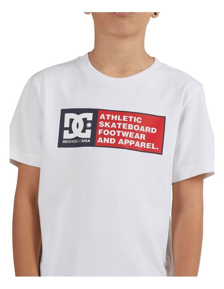 DC Density Zone T-Shirt White image 5