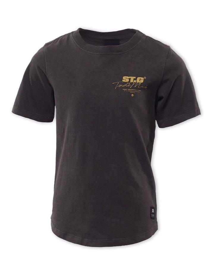 Trade Charcoal T-Shirt image 1