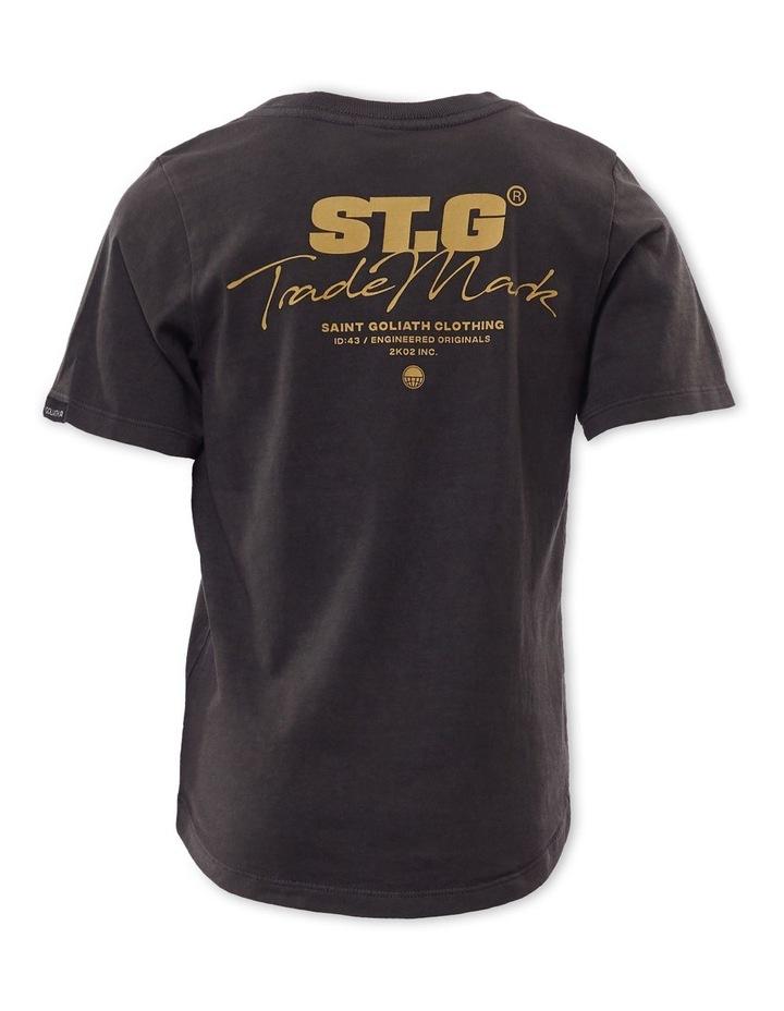 Trade Charcoal T-Shirt image 2