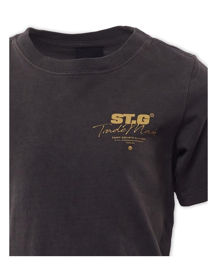 Trade Charcoal T-Shirt image 3