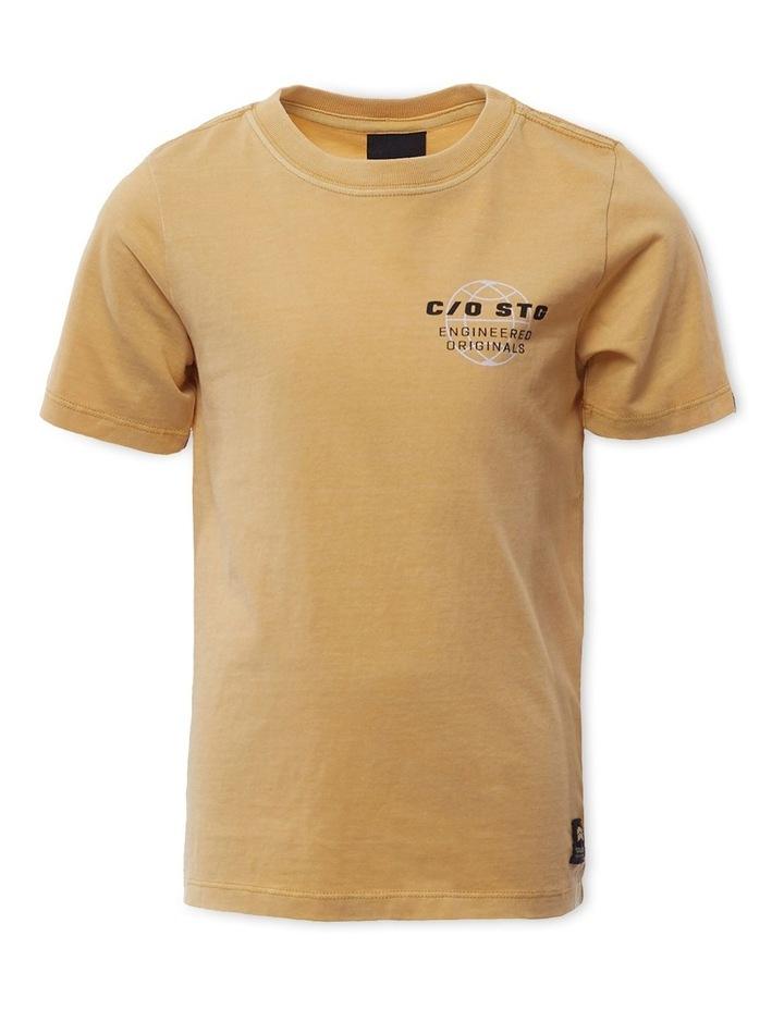 West Yellow T-Shirt image 1